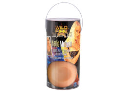 Мастурбатор вагина в тубусе Wildfire Celebrity Series Katie Morgan Travel-Size CyberSkin Pussy Stroker