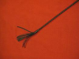 Стек витой (длиный), наконечник Кисточка-20см