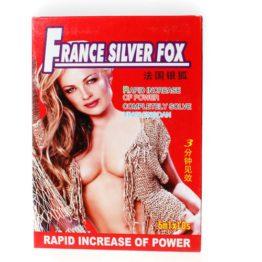 Женские Французская Серебряная Лиса France Silver Fox