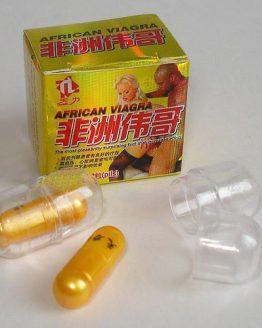 Мужские Африканская Виагра African Viagra 24 шт