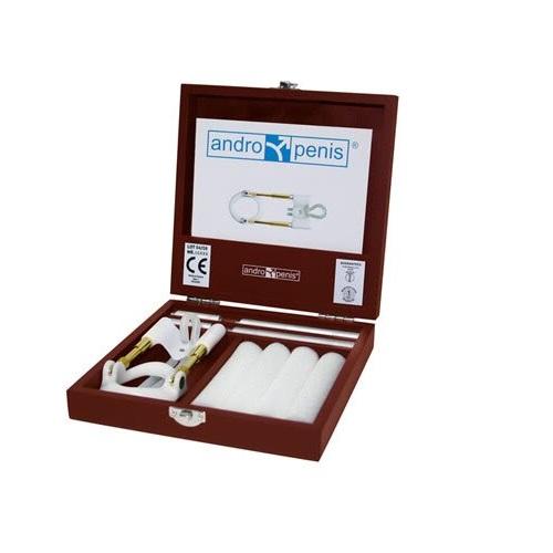 Экстендеры Медицинский прибор для увеличения пениса Andro-Penis Gold