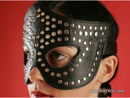 Очки-маска (чёрная)